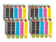 x20 cartuchos para impresora XXL Eps Stylus d78 dx4400 dx4450 dx5000 gi711-14 HQ