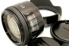 Near Mint Minolta AF 24mm f/2.8 Ultra Wide Angle Lens New for Sony w/ Caps Japan