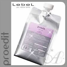 LebeL ProEdit Care Works Shampoo Bounce Fit 1000ml Refill F/S From Japan