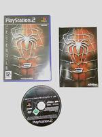 Jeu Playstation 2 PS2 VF     Spider Man 3    Complet      Envoi rapide et suivi