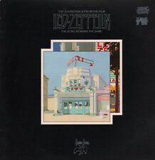 "Led Zeppelin(2x12"" Vinyl LP Gatefold)The Song Remains The Same-Swan Son-VG+/VG"