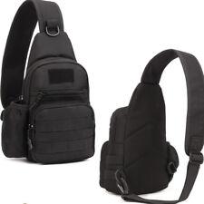 Men Sling Bag Chest Mini Casual Loose Sports Backpack Shoulder Crossbody Bag