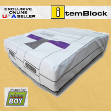 SNES Super Nintendo Model 1 Console System Dust Cover (Exclusive eBay US Seller)