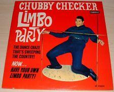 CHUBBY CHECKER LIMBO PARTY ALBUM 1962 MONO PARKWAY RECORDS P-7020