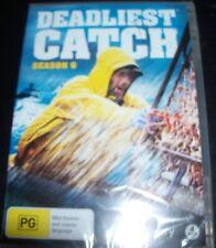 Deadliest Catch Season Six 6 (Australia Region 4) DVD – New