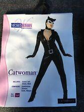 Cat Woman Jumpsuit PVC Look Small