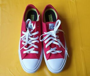 Converse All Star Chucks Sneaker Größe 41 rot Neu