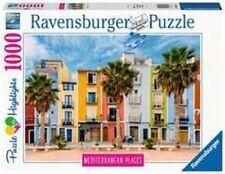 Ravensburger 14977 Puzzel: Mediterranean Spain 1000 Teile