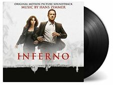 Inferno - Movie Soundtrack Music by Hans Zimmer Vinyl LP MOVATM135