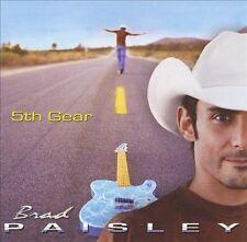 5th Gear by Brad Paisley (CD, Jun-2007, Arista)