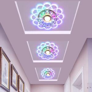 3W Crystal LED Surface Downlight Wall Light Corridor Light Ceiling Spotlight