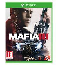 Mafia 3 III Microsoft Xbox One