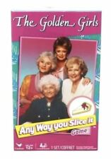 The Golden Girls Any Way You Slice It Trivia Game By Cardinal w