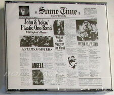 JOHN LENNON & YOKO ONO - SOMETIME IN NEW YORK CITY LIVE JAM - 2 CD Sigillato