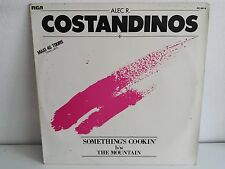 """MAXI 12"""" ALEC R COSTANDINOS Something's cookin pc 8614"""