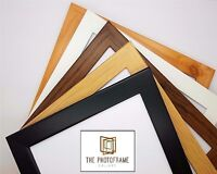 A1 A2 A3 A4 A5  Picture Frames Photo Frames Poster Frames Black Walnut Oak White