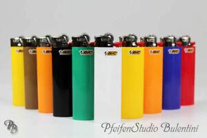 Original BIC Feuerzeuge Kindersicherung, Auswahl J26 Maxi / J25 Mini Feuerzeug
