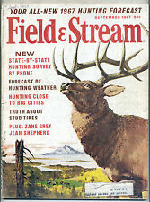9/1967 Field and Stream Magazine