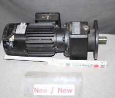 Stöber Motorreductor 0,25 KW 134 Min. sistema mecánico de ruedas dentadas