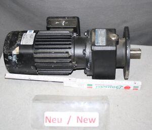 Stöber Gear Motor 0,25 Kw 134 Min Star Shaped Gear Gearbox