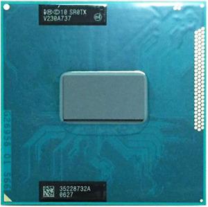Intel i3-3120M   SR0TX   2,50Hz   socket PGA988   Pate thermique   Thermal paste