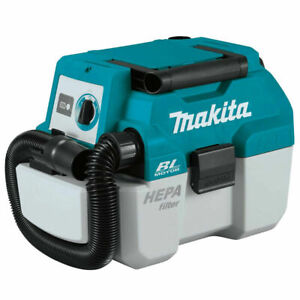 Clearance Makita DVC750LZ 18V LXT Brushless L-Class Vacuum Cleaner Body Only