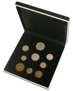 1949 Complete British Coin Birthday Year Set in a Quality Presentation Case