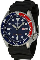 SEIKO SKX009K,Men's Diver,Automatic,Stainless steel,Rotating Bezel,200m WR