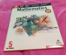 Vintage AOL Compton's Learning 5 Mathematics CD Roms Computer Learning