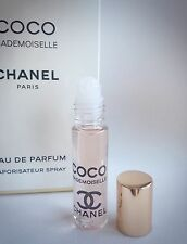 CHANEL Coco Mademoiselle EDP 10ml Glass Travel SAMPLE ~ 10ml .33oz Rollerball