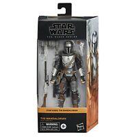 "The Mandalorian Star Wars Black Series 6"" Beskar Armor Figure Fast Ship In Hand"