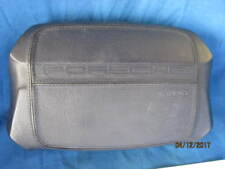 Porsche part OEM 944 / 968 Airbag leather used