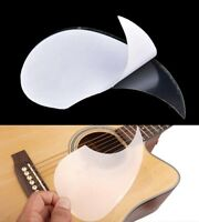 Protector Guitarra Transparente Golpeador Arañazos Scratchplate