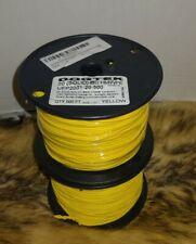 Dogtek 20 Awg Solid Underground Wire 2- 500ft bundle rolls.