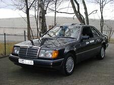 Wunderschöner Mercedes C 124 - 300 ce aus 1988 nur 133200 km, mit WGA  u. H-Zul.