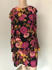 MNG DRESS MINI FLORAL XS MAXI SHIFT SKATER SWING BLOGGERS BNWT CLUB PARTY RARE