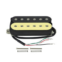 Humbucker Pickup Alnico 5 Double Coil Electric Guitar Pickup Bridge Pickup 52mm