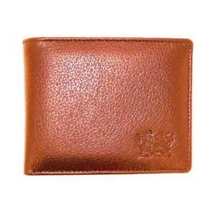 Gents Leather Wallet Tan M-02-2
