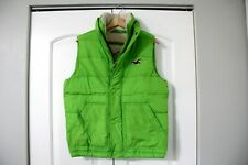 Hollister By Abercrombie & Fitch  size M Winter Sherpa Lining Vest