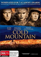 Cold Mountain - Action / Drama - NEW DVD