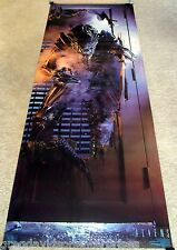 Alien Aliens 26x76 Life Size Door Movie Poster 1987