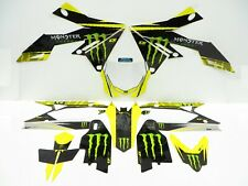 DCOR Visuals Monster Suzuki Complete Graphics Kit RM-Z450 2018