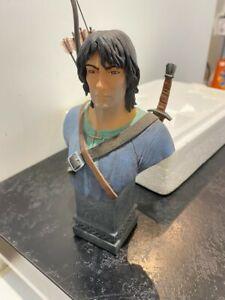 Figurine - Buste Thorgal Rosinski - Sans boite - Numéroté