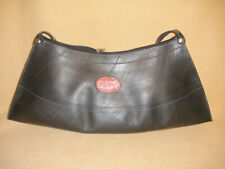 Revy Should or Handbag of Recycled Rubber by Hand