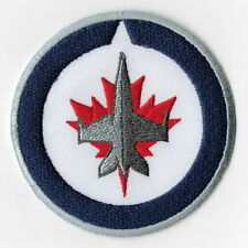 NHL Winnipeg Jets Iron on Patches Embroidered Patch Applique Badge Sew Emblem