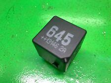 645 AUDI VW 4PIN BLACK Control Unit Relay Module 4H0951253A