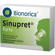 SINUPRET FORTE DRAGEES 50St 8625573