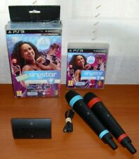 SingStar + Dance Edición Especial y 2 Micrófonos Inalámbricos, receptor USB,PS3