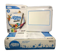 Nintendo Wii uDraw Drawing Tablet Controller UDraw Studio Game Open Box Complete