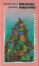 Hildesheimer Pumpernickel Grotesken Manfred Hausin Hardcover 152 S. 1988